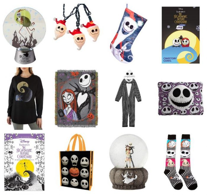 Nightmare Before Christmas Sale! Items Start at $4.79! *One Day Only!*