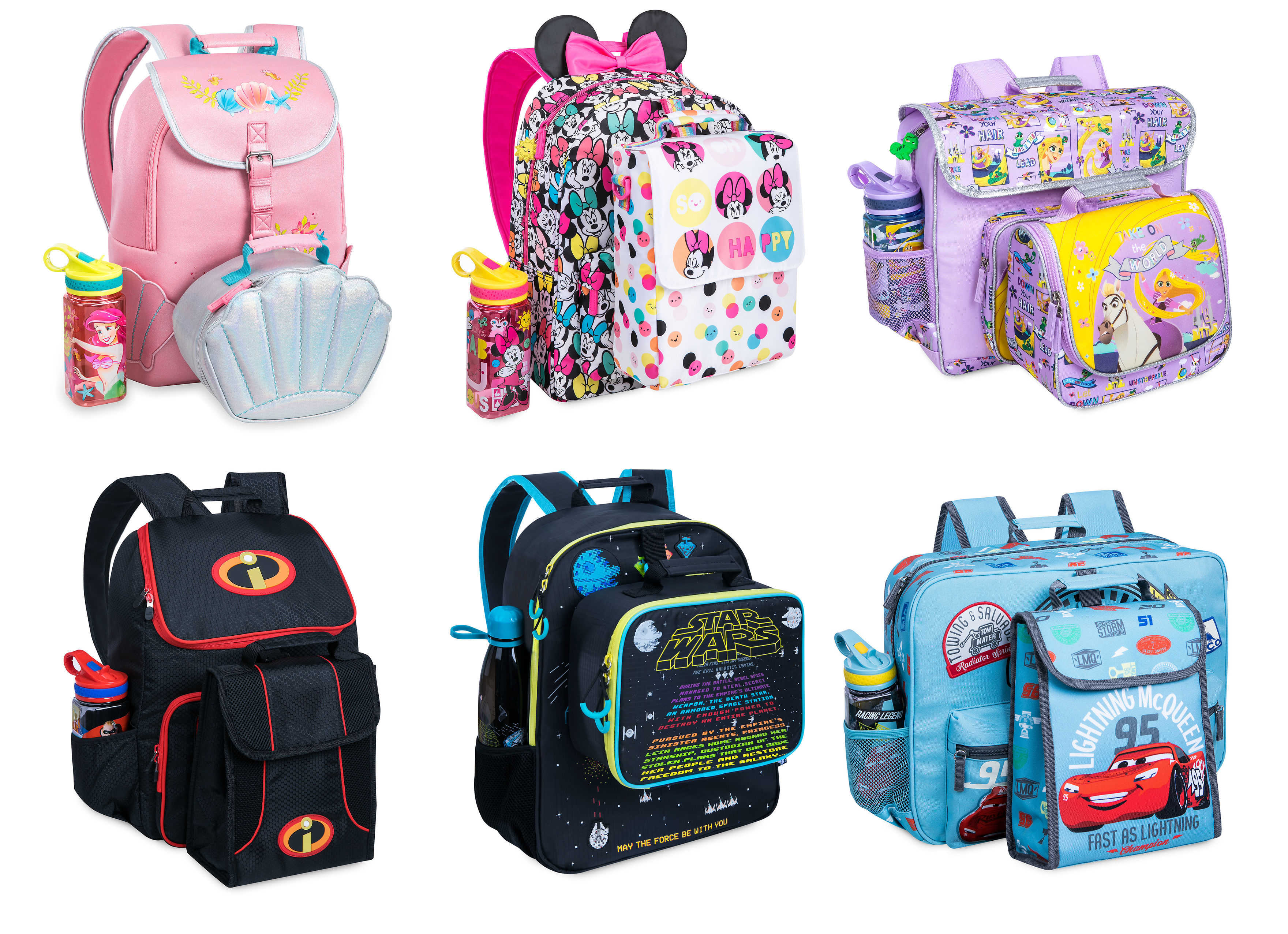 427e1e8574f Disney Character Backpack AND Lunch Tote PLUS Personalization All for  25!