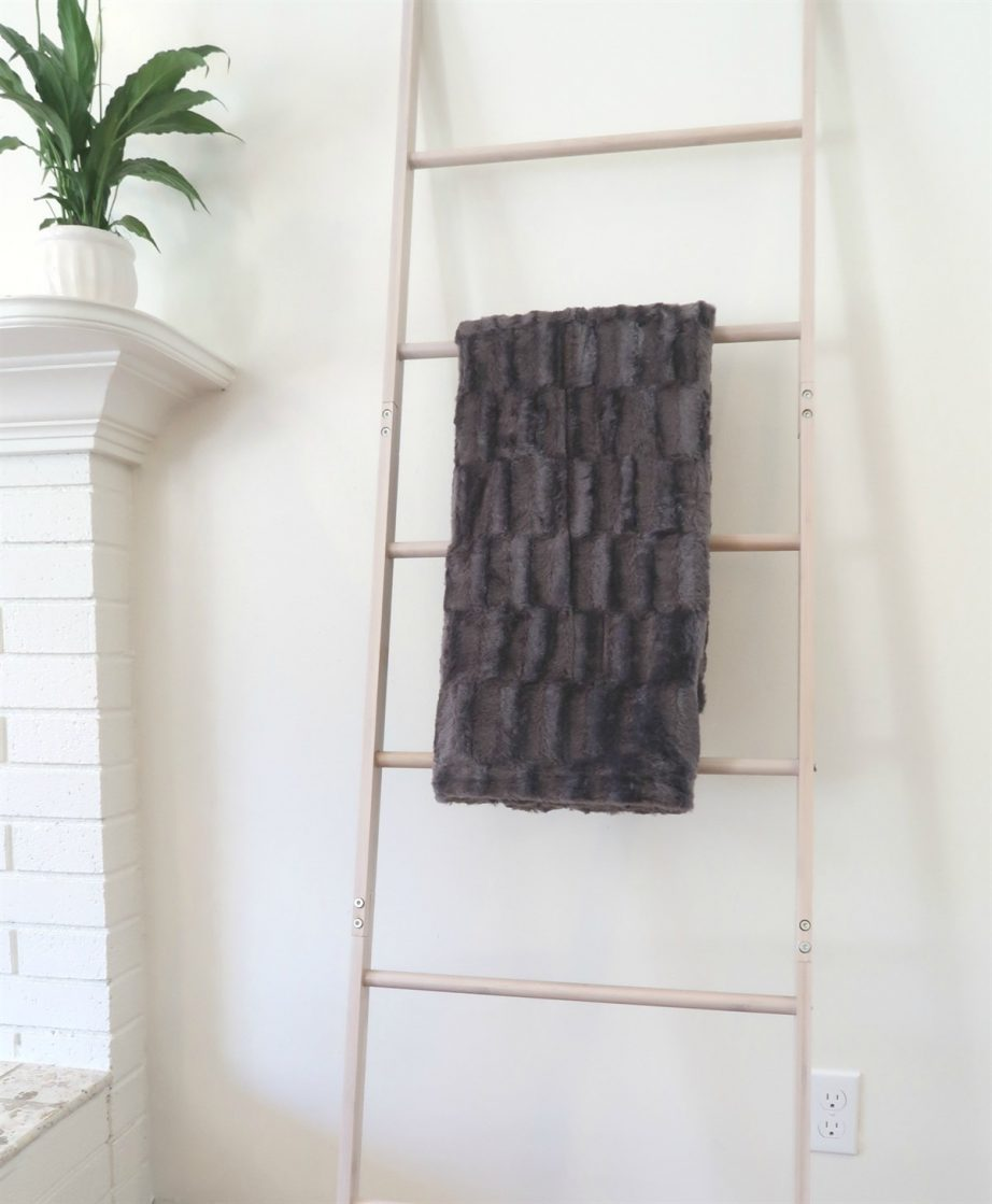 Bamboo Decorative Ladder For 20 98 Shipped Reg 89 99