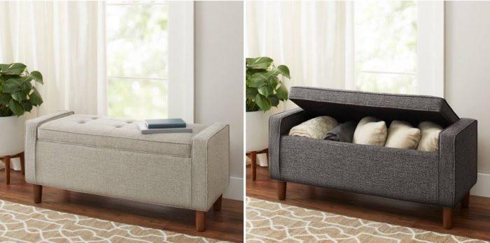 Better Homes & Gardens Flynn Mid Century Modern Upholstered ...