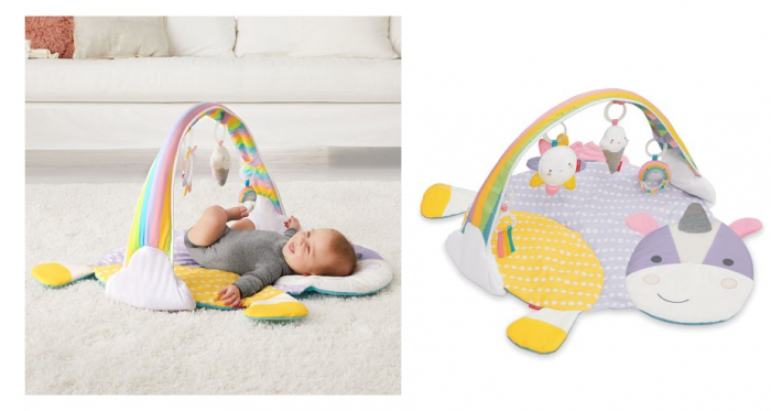 a19725ce0 Even the babies are getting unicorns! Seriously, how cute is this play mat?  Score this price through 7 am September 22nd.