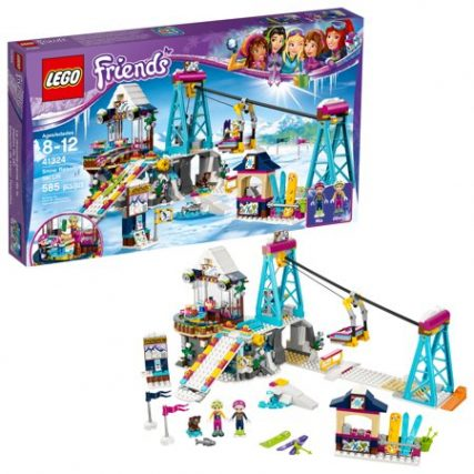 Lego Friends Christmas Sets.Lego Friends Snow Resort Ski Lift For 44 90 Reg 59 99