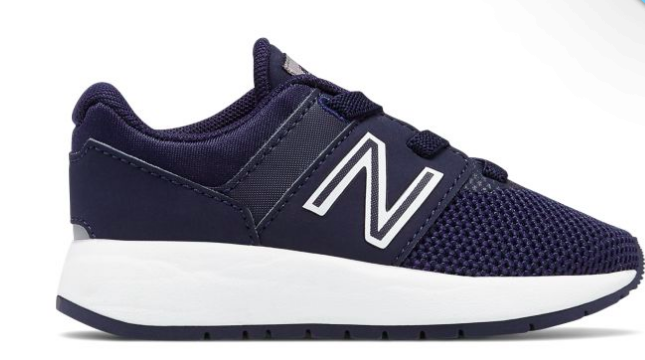 971e46795a916 Today only you can snag these sweet shoes for only $19.99! Kid sizes 5-10,  plus these shoes you do not have to tie! New Balance ...