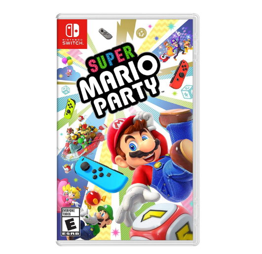 Super Mario Party Video Game for Nintendo Switch $47 99 (reg