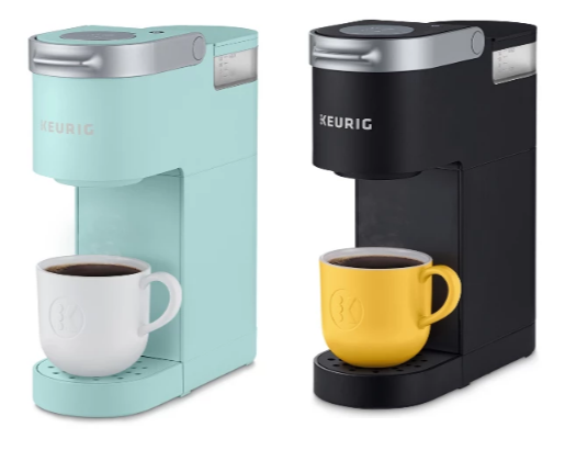 Today Only Keurig K Mini Single Serve K Cup Pod Coffee Maker For