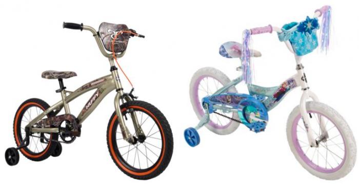 1205d76884a Huffy Kids' TrueTimber Renegade or Disney Frozen 16″ Bike for $49.97 ...