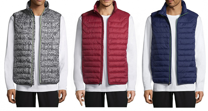 8a6191d8c06 Xersion Puffer Vests for Men for  19.99 (reg  40)