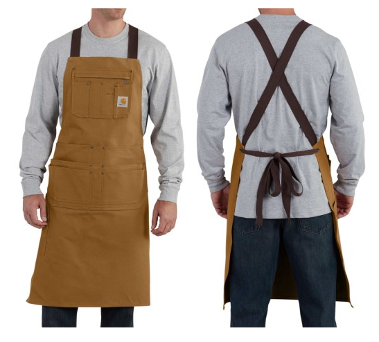 Hurt ujęcia stóp Stany Zjednoczone Carhartt Firm Hand Duck Apron for $19.99 + Free Shipping ...
