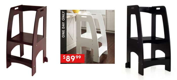 Swell Guidecraft Step Up Kitchen Helper For 98 98 Shipped Reg Camellatalisay Diy Chair Ideas Camellatalisaycom