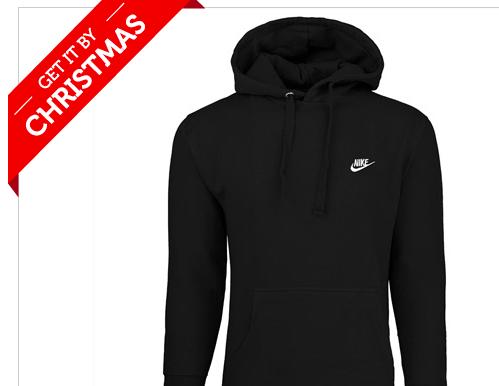 01695cd2a8f3 Nike Men s Club Fleece Pullover Hoodie or Nike Swoosh Pullover Hoodie for   27.99 (Reg.  55)