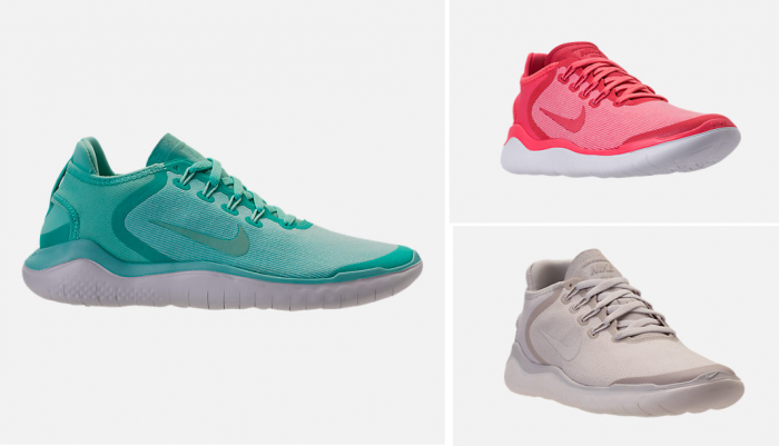 Women s Nike Free RN 2018 Running Shoes for  40 (Reg  100)! – Utah ... d34a46ead