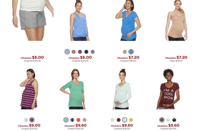 Hot Deals On Maternity Clothes 20 30 Off Items Just 3 36 Each Utah Sweet Savings