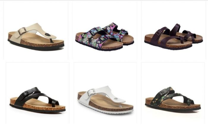 11b927626cca Grab a pair of these comfy and stylish sandals for summer. They are this  great price through Feb 8th.