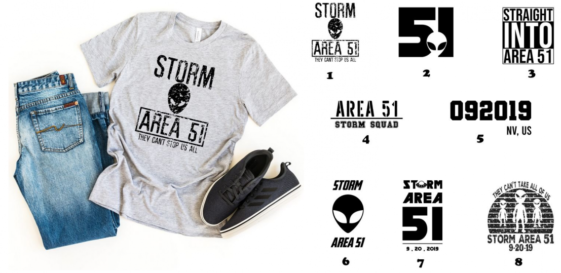 Storm Area 51 Tees for $15.18 Shipped (Reg $29.99)! Each