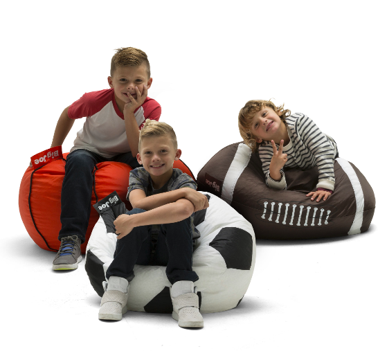 Cool Big Joe Sports Bean Bag Chair For 37 48 Free Shipping Andrewgaddart Wooden Chair Designs For Living Room Andrewgaddartcom
