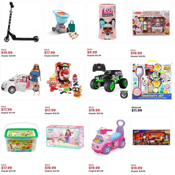 Kohl S Black Friday Toys Under 20 Utah Sweet Savings