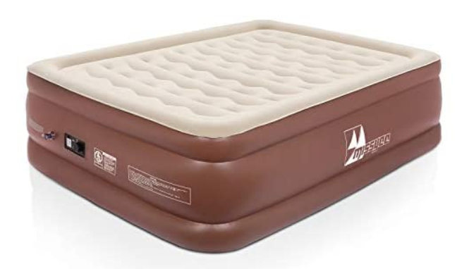 Elevated Inflatable Air Mattress: Twin for $39.99 & Queen ...